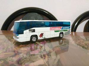 Micro Ómnibus Colectivo Welly Bus Personalizado 1.60