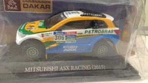 Mitsubishi Número 14 De La Colección Del Dakar