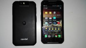 Nextel Iron Rock Xt626.llevate 2 Teléfonos Al Precio De 1..