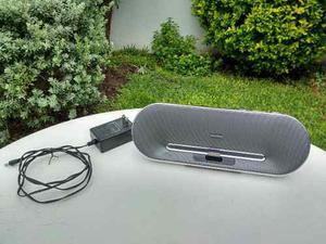 Parlante Philips Para Ipod Y Iphone Con Conector De 30 Pines