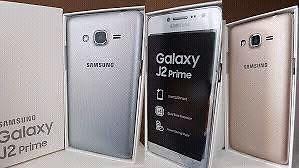 Samsung Galaxy j2 prime flash frontal 5 pulgadas