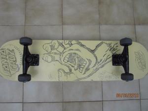 Skate Completo Santa Cruz