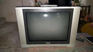 Tv Telefunken 29'' Pantalla Plana Control 3 Meses Gtia