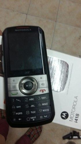 Vendo Nextel Motorola I418. Nuevo. En Caja. Con Accesorio