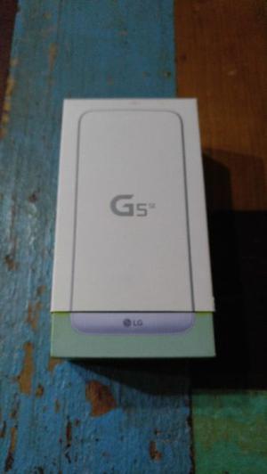 Vendo lg G5 nuevo libre de fábrica en caja