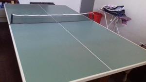 Excelente mesa de Pool y de Ping Pong...2 en 1