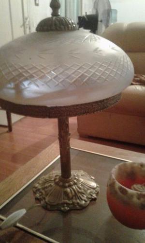 Lampara de mesa antigua