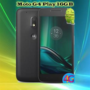 Motorola Moto G4 Play 16GB Xtg Lte 2Gb Ram 5.0' 8mp -