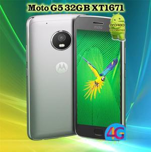 Motorola Moto G5 32GB XTG Lte 2Gb Ram 5' 13mp - Libre