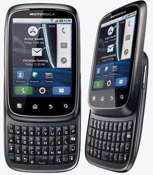 Motorola Spice Xt300 negro libre a solo $999