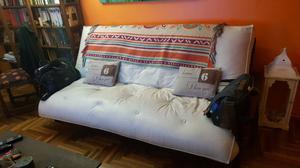 Regalo futon de 3 cuerpos urgente por mudanza