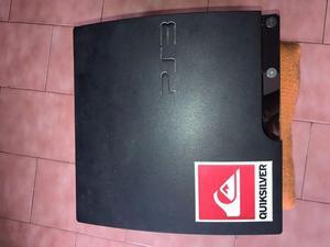Vendo Playstation3 cn juegos y 2 joystick