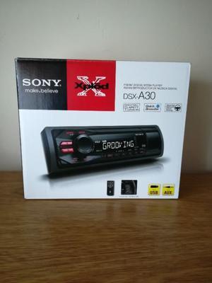 Vendo stereo SONY DSX A30