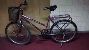 Bicicleta rodado 26 usada