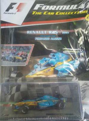 Colección Formula 1 A Escala N 4