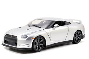 Nissan Skyline Gtr- R35 Rápido Y Furioso 7 Jada Toys 1:18