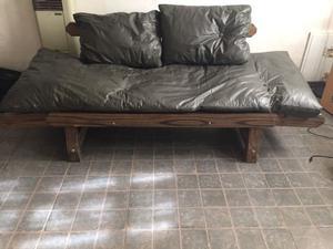 Sillón cama tipo futon