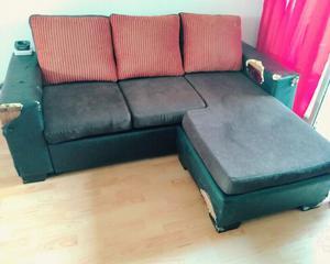Sofa usado para tapizar