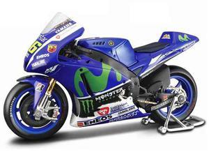Yamaha Yzr Gp Valentino Rossi 46 Escala 1:18 Maisto