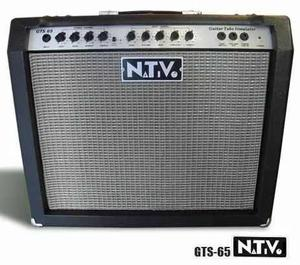 Amplificador Nativo Gts 65 Para Guitarra Electrica 65 Watts