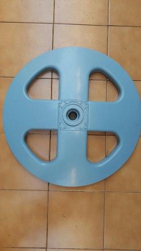 Base Plastica Para Ventilador De Pie Muy Buen Estado