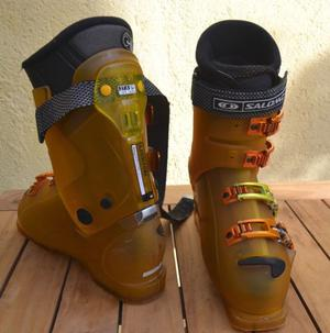 Botas de ski Salomon course teneighty carbonlink