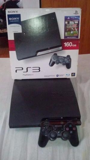 Consola Ps Gb + 11 Juegos