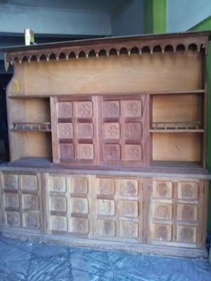 Modular - Paneles tallados a mano.