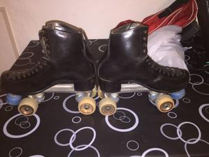 Patines profesionales nro 43