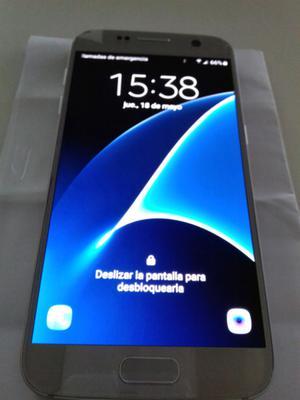 Samsung Galaxy S7 silver 32gb libre de fábrica