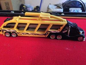 Super Camion Para Autos De Hot Wheels Para Nene Doble Piso