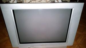 Tv Philips 29 pantalla plana poco uso.