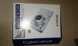 camara digital sony w 230 nueva en caja sin uso