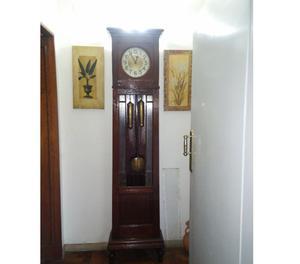 Antiguo Reloj De Pie Carrillon Original Funciona