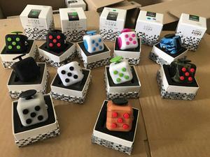 Fidget Cube Original Todos Los Colores