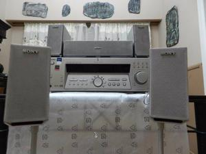 Home Theater Sony 5.1 Con Subwoofer Activo