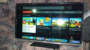 """LED 32"""" SMART TV RCA, FULL HD, ENTRADA Y SALIDA DE AUDIO,"""