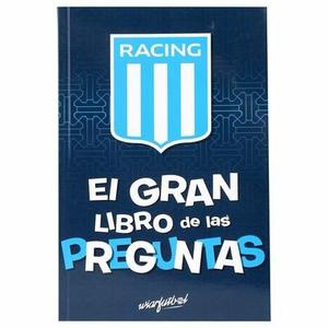 Racing Club, El Gran Libro De Las Preguntas, Libro