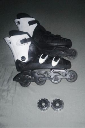Rollers usados talle 38