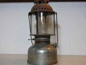 Soldenoche antiguo a kerosene, original. Marca Broksol