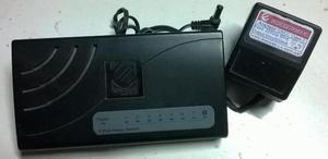 Switch 8 puertos encore  enh908-nwy