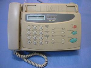 Telefono Fax Sharp en perfecto estado funcionando