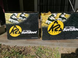 Vendo Rollers K2 Skate Original Softboot