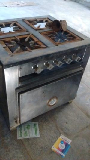 Vendo cocina industrial a restaurar