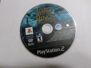 juego para play 2 the lord of the rings the two towers