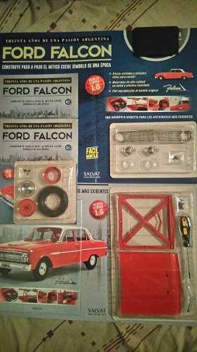 Ford Falcon Salvat 1/8 N'1,n'2,n'3 Y N'4 Leer Descripcion
