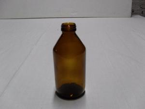 Frascos de vidrio color caramelo 250cm/3
