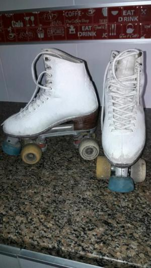 PATINES PROFESIONALES NRO. 36