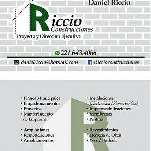 Riccioconstrucciones Dirección Ejecutiva