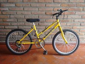 Vendo Bicicleta para niño R20